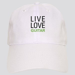 Live Love Guitar Cap
