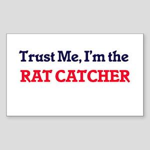 Trust me, I'm the Rat Catcher Sticker