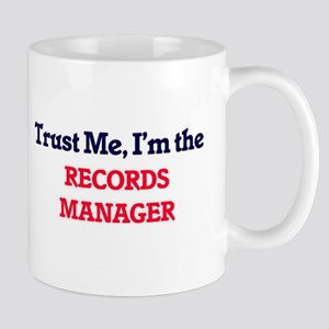 Trust me, I'm the Records Manager Mugs