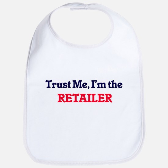 Trust me, I'm the Retailer Bib