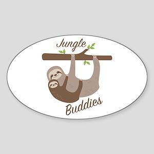 Jungle Buddies Sticker