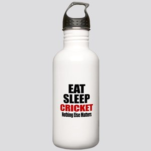 Eat Sleep Cricket Stainless Water Bottle 1.0L