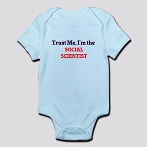 Trust me, I'm the Social Scientist Body Suit