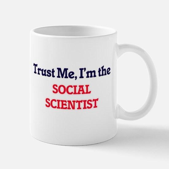Trust me, I'm the Social Scientist Mugs