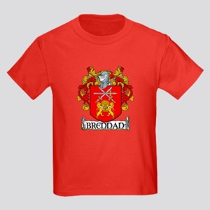 Brennan Coat of Arms Kids Dark T-Shirt