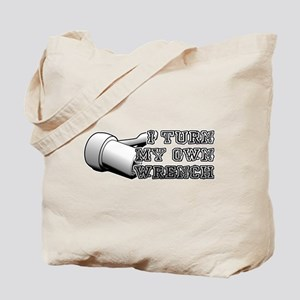 Wrench Turner Tote Bag