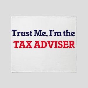 Trust me, I'm the Tax Adviser Throw Blanket