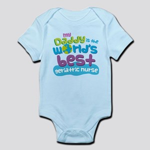 Geriatric Nurse Gifts for Kids Infant Bodysuit