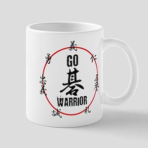 Go Warrior Mugs