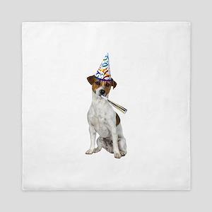 Jack Russell Terrier Queen Duvet