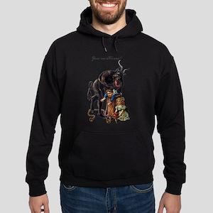 Krampus Hoodie Sweatshirt