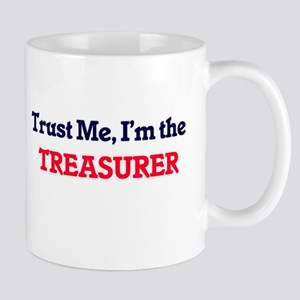 Trust me, I'm the Treasurer Mugs
