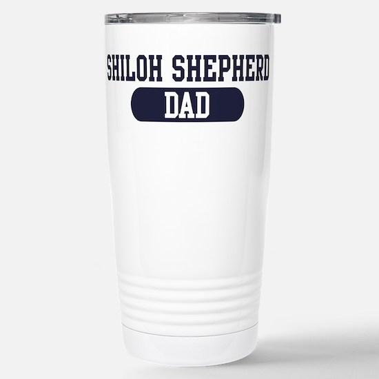 Shiloh Shepherd Dad Mugs