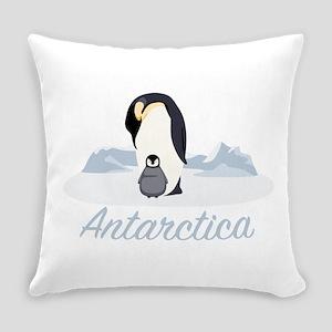 Antarctica Everyday Pillow