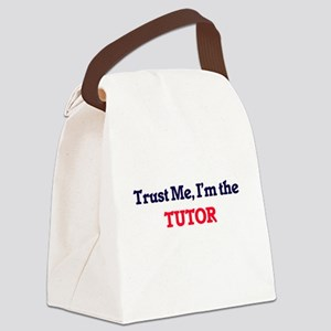 Trust me, I'm the Tutor Canvas Lunch Bag