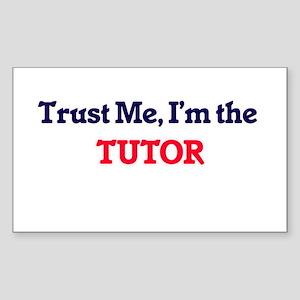 Trust me, I'm the Tutor Sticker