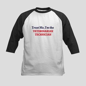 Trust me, I'm the Veterinarian Tec Baseball Jersey