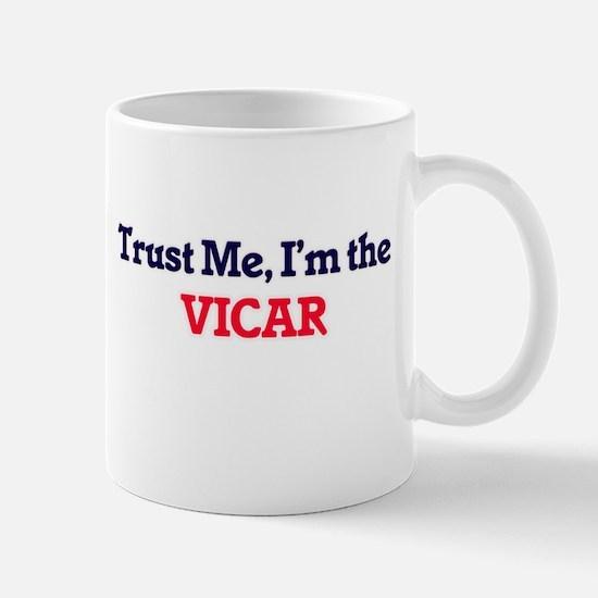 Trust me, I'm the Vicar Mugs
