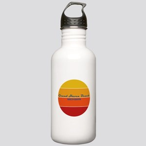 Michigan - Grand Haven Stainless Water Bottle 1.0L