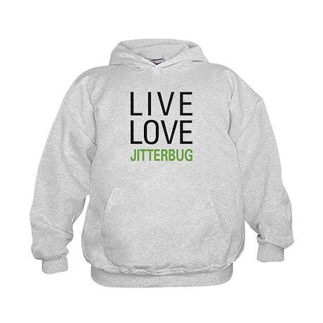 Live Love Jitterbug Kids Hoodie