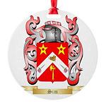 Sim Round Ornament