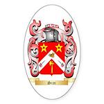 Sim Sticker (Oval 10 pk)