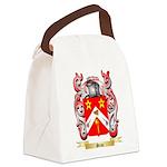 Sim Canvas Lunch Bag