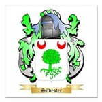 Silvester Square Car Magnet 3