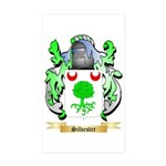 Silvester Sticker (Rectangle 10 pk)