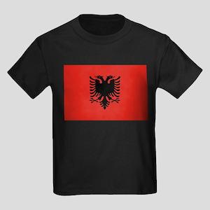 Albania Kids Dark T-Shirt