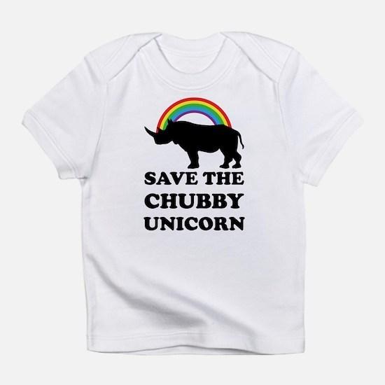 Cute Rhinoceros Infant T-Shirt
