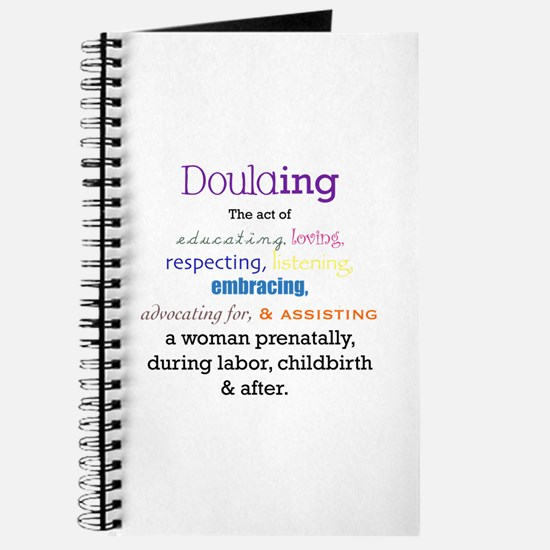 Doulaing Colorful Journal