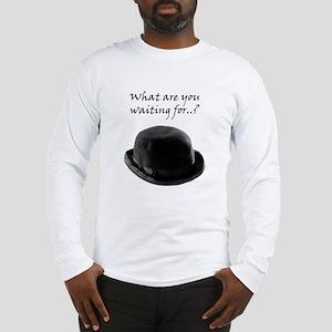 Godot Image Large Long Sleeve T-Shirt