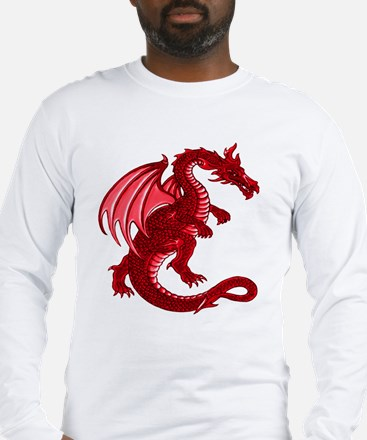 RedDragon Long Sleeve T-Shirt