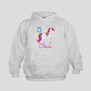 Unicorn Birthday Sweatshirt