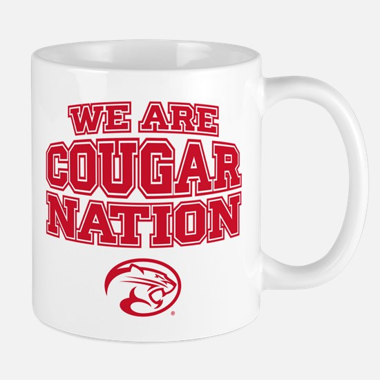 We Are Cougar Nation Mug