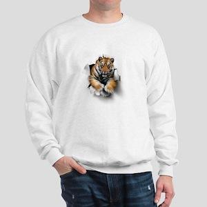 Tiger, artwork Sweatshirt
