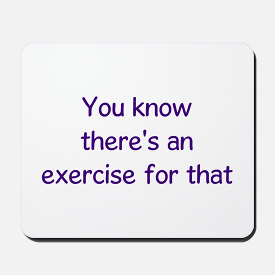 Occupational Therapist Mousepad