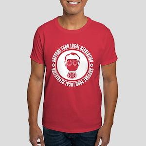Local Revolution Dark T-Shirt