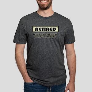 Funny Retirement Gift, Retired, Unde T-Shirt
