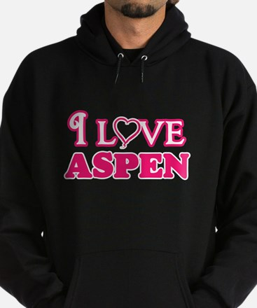 I Love Aspen Sweatshirt