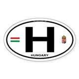 Hungary oval 10 Pack
