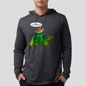 Snail & Turtle Long Sleeve T-Shirt