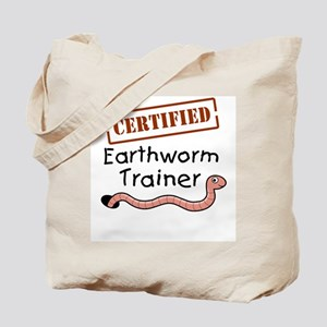 Earthworm Trainer Tote Bag