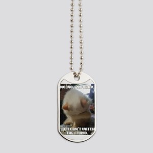 CoJack- I can't look at stupid Dog Tags