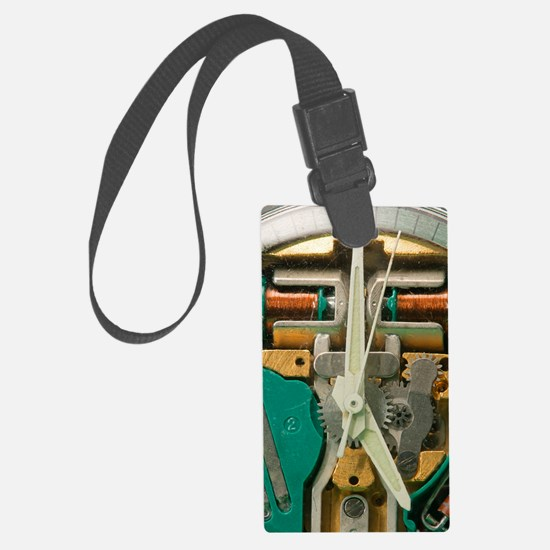 Cute Frequency Luggage Tag