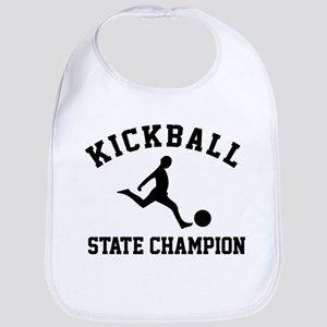 Kickball State Champion Bib