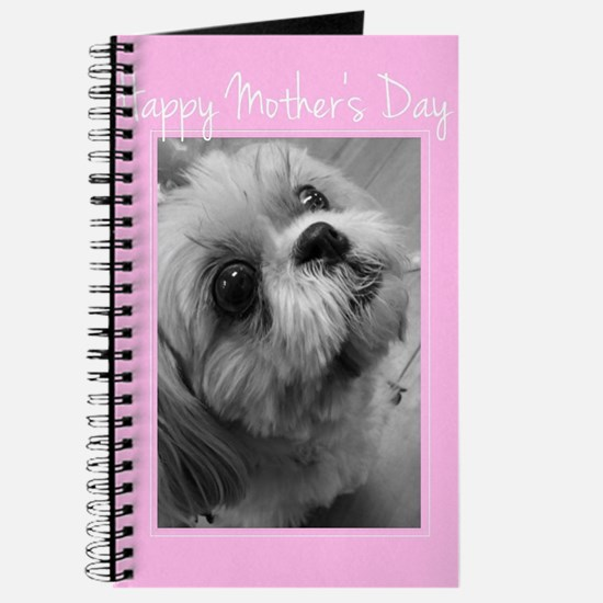 Mother's Day Shih Tzu Journal