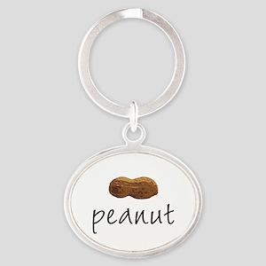 Peanut Keychains