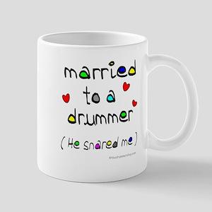 Married to a drummer : Mug